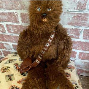 "20"" Chewbacca doll STAR WARS"